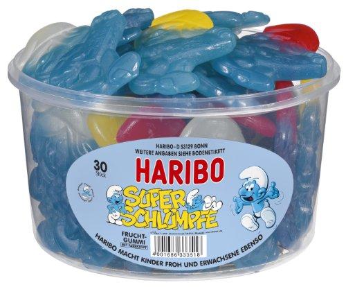 Haribo Super-Schlumpf, 1er Pack (1 x 1.44 kg)