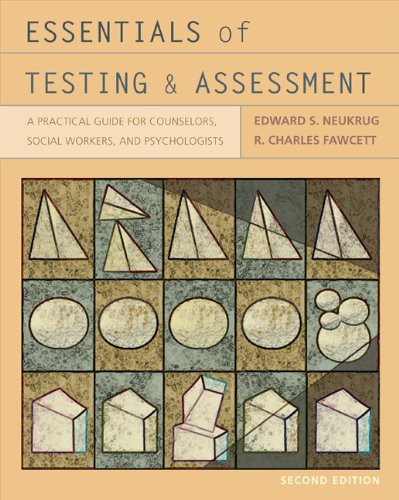 Essentials of Testing and Assessment: A Practical Guide...