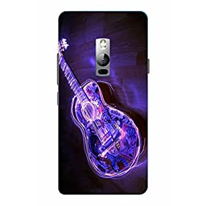 Joe Printed Hard Back Case For ONE PLUS TWO Mobile (multicolor)