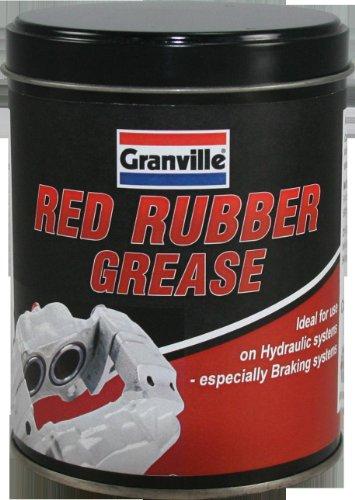 Granville-0846-Grasso-lubrificante-per-gomma-500-g-colore-Rosso
