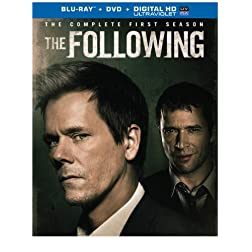 The Following: The Complete First Season [Blu-ray]