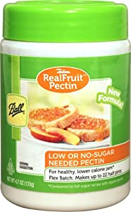 Ball RealFruitTM Low or No-Sugar-Needed Pectin - Flex Batch 4.7 oz.