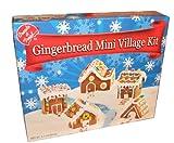 Create a Treat Gingerbread Mini Village Kit