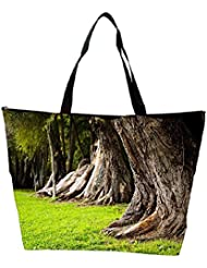 Snoogg Huge Tress Designer Waterproof Bag Made Of High Strength Nylon