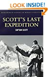 Scott's Last Expedition (Classics of World Literature)