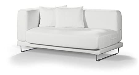 Dekoria Fire Retarding Ikea Tylösand 2-seater sofa cover - soft white (warm shade)