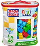 Mega Bloks Classic Buildable Bag (60 Pieces)(1)