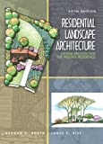Residential Landscape Architecture (5th Edition) - 0136126979