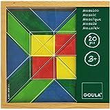 Goula - 53104 - Puzzle - Mosaïque