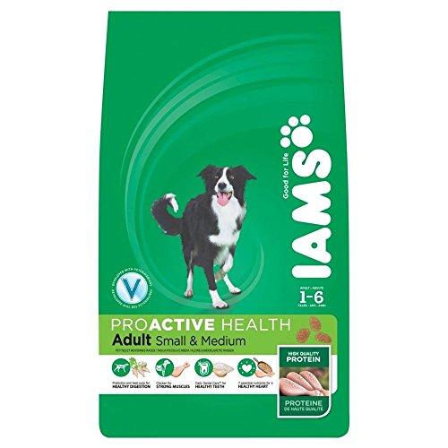 Iams Adult Small/Medium Dog Food Chicken (1Kg)