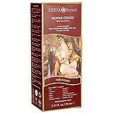 Surya Brasil Products Henna Cream, Mahogany, 2.37 Fluid Ounce (Color: Mahogany, Tamaño: 2.37 Fluid Ounce)