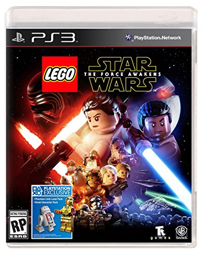 LEGO Star Wars: The Force Awakens - PlayStation 3 Standard Edition (Star Wars Games For Ps3 compare prices)