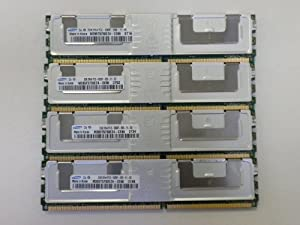 8GB 4x2GB Memory Ram DDR2 PC2-5300 Dell PowerEdge 1950 2900 2950