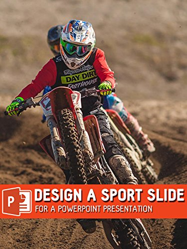Design a Sport Slide for a PowerPoint Presentation