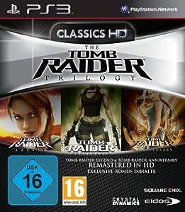 Tomb Raider Trilogy [Classics HD] - [PlayStation 3]