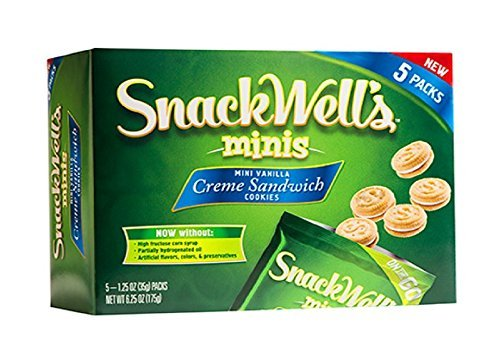 snackwells-mini-vanilla-creme-sandwich-cookies-5-count-625-oz-box-pack-of-6-by-snackwells