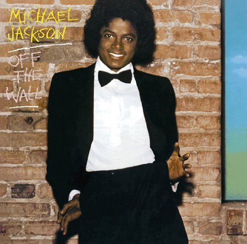 Original album cover of Off the Wall by Michael Jackson