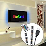 RioRand 2pcs 5V Lighting for HDTV USB...