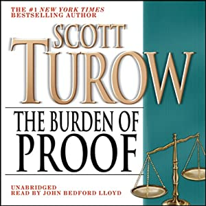 The Burden of Proof | [Scott Turow]