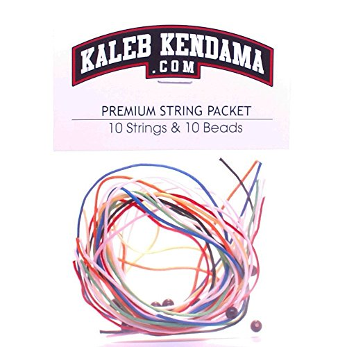 10 Pack of Kendama Replacement Strings - Colors