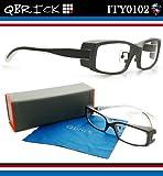 【キューブリック メガネ】Qbrick メガネフレーム ITY0102