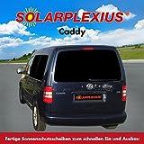 Autosonnenschutz Solarplexius VW Caddy mit Heckklappe Bj.03-14 Art.26831-5