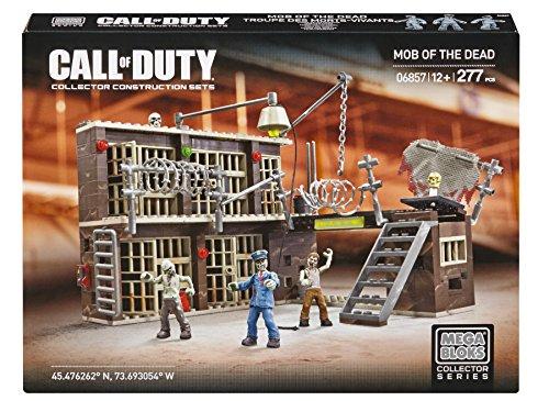 Mattel Mega Bloks DCL08 Call Of Duty - Mob of the Dead Alcatraz
