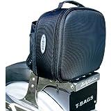 T-Bags(ティーバッグス) シーシーバー・バッグ STOW-A-WAY(ストーアウェイ)容量拡張機能つき 38リットル レインカバーつき P-3515-0122