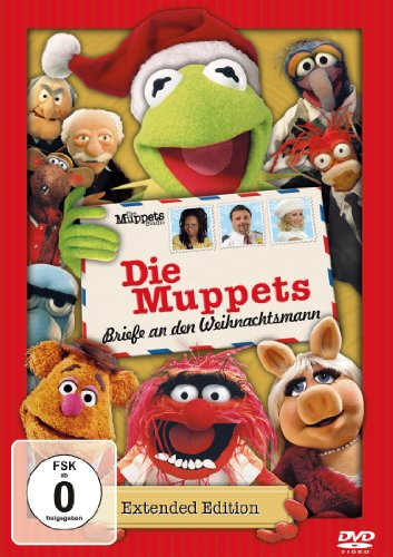 DIE MUPPETS - BRIEFE AN DEN WEIHNACHTSMANN  - EXTENDED EDITION [IMPORT ALLEMAND] (IMPORT) (DVD)