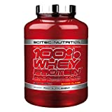 Get Scitec Nutrition 100% Whey Professional 2350g Banana Protein Supplement Review-image