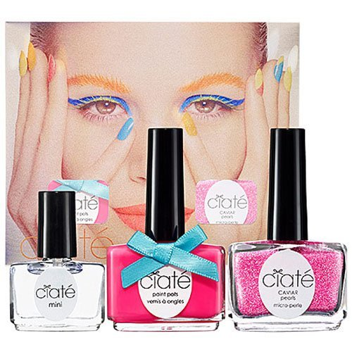 Ciate Paint Pots: Fruity Nails By Kirsten P