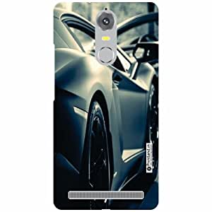 Lenovo K5 note Back cover - Abstract Desginer cases