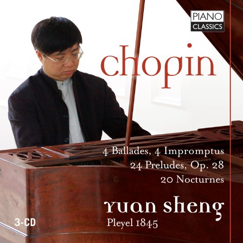 Buy Chopin: Ballades, Impromptus, Preludes, Nocturnes From amazon