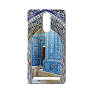 BLUEDIO Designer Printed Back case cover for Lenovo K5 Note - G7768