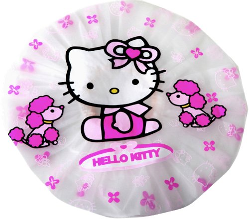 Hello Kitty Bath & Shower Cap