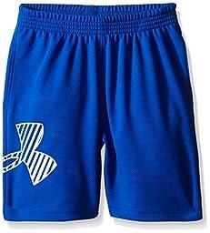 Under Armour Little Boys\' Striker Short, Ultra Blue, 7