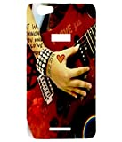 GOON SHOPPING HIGH QUALITY PRINTED BACK CASE COVER FOR RELIANCE LYF WIND 1-MULTI-18