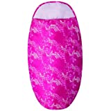 Gelert Junior Sleeping Pod - Pink Camo (Distressed)