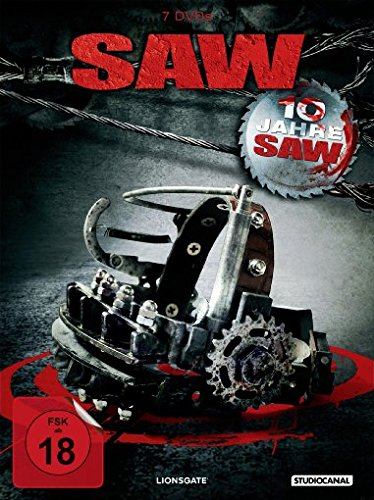 Saw: 10 Jahre Saw [7 DVDs]