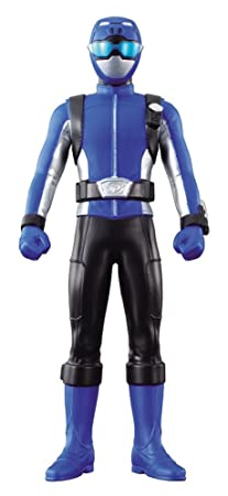 Buddy Roid Series 02 Blue Buster - Tokumei Sentai Go-Busters (Completed Figure)