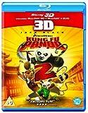 Kung Fu Panda 2 3D (Blu-ray 3D + Blu-ray + DVD) [2012] [Region Free]