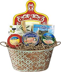 Gourmet Gift Basket, Aperitif Paté Assortment