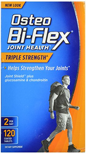 Osteo Bi-Flex Triple Strength, 120 Coated Tablets