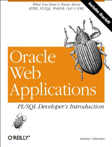 Oracle Web Applications:  PL/SQL Developer's Intro: Developer's Introduction