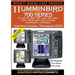 HUMMINBIRD FISHFINDER 797C2 SL COMBO