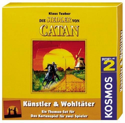 KOSMOS 6938240 - Siedler von Catan: Künstler und Wohltäter