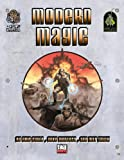 Modern Magic (d20 3.5 Modern Roleplaying) (1932442243) by Cagle, Eric