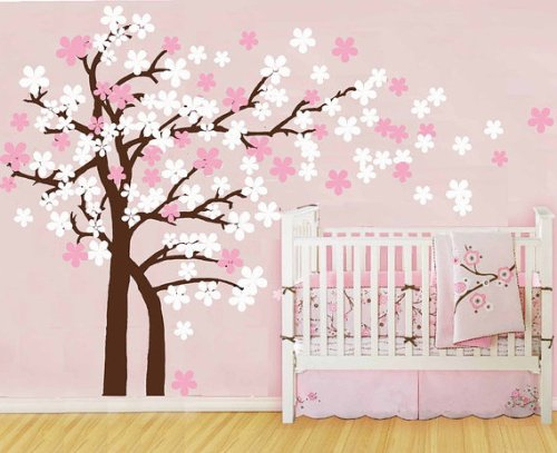 Pink Girls Room Decor front-44738