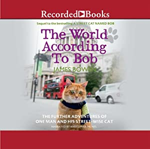 The World According to Bob Audiobook