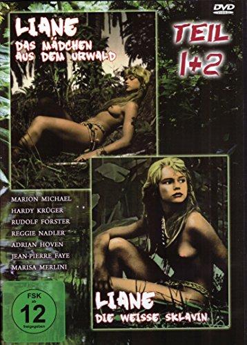 Liane Teil 1+2 (Das Mädchen aus dem Urwald+ Die weisse Sklavin)